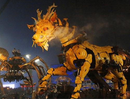 OTTAWA – Les majestueuses créatures de la Compagnie La Machine arrivent en ville