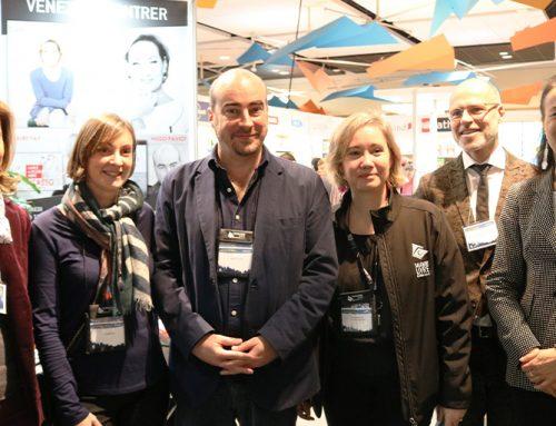 Enriched Book Award Ceremony at Salon du livre de l'Outaouais