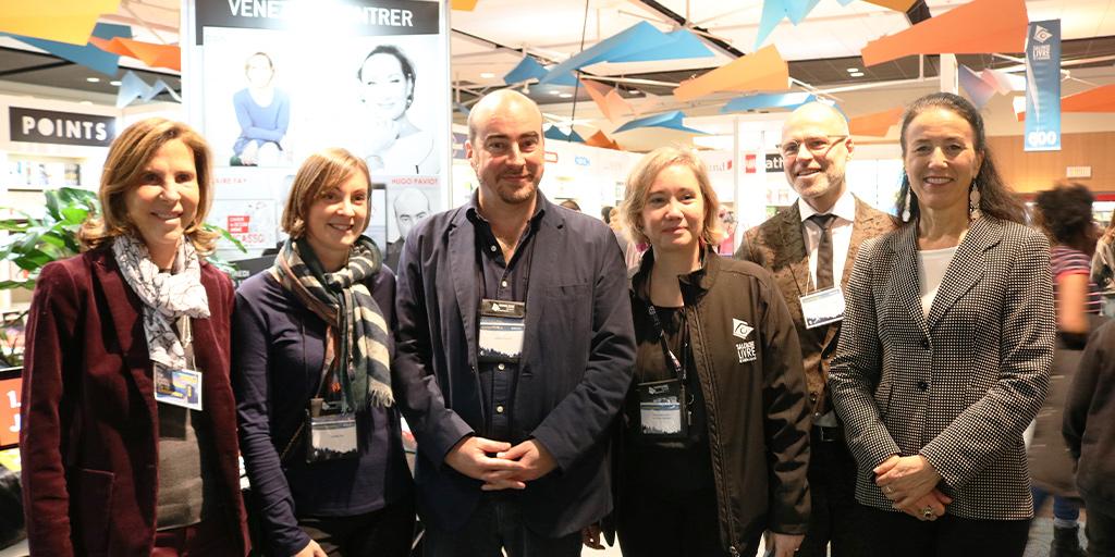 Remise du Prix du Livre enrichi au Salon du livre de l'Outaouais