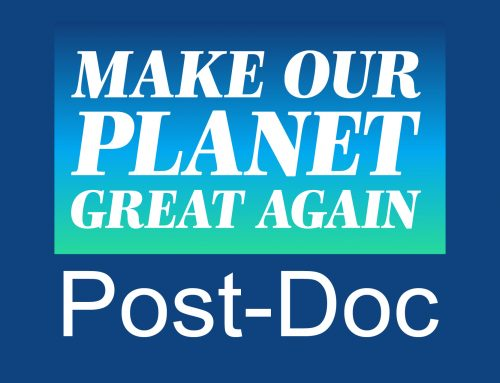 Make Our Planet Great Again – programme de bourse pour les Post-doctorants
