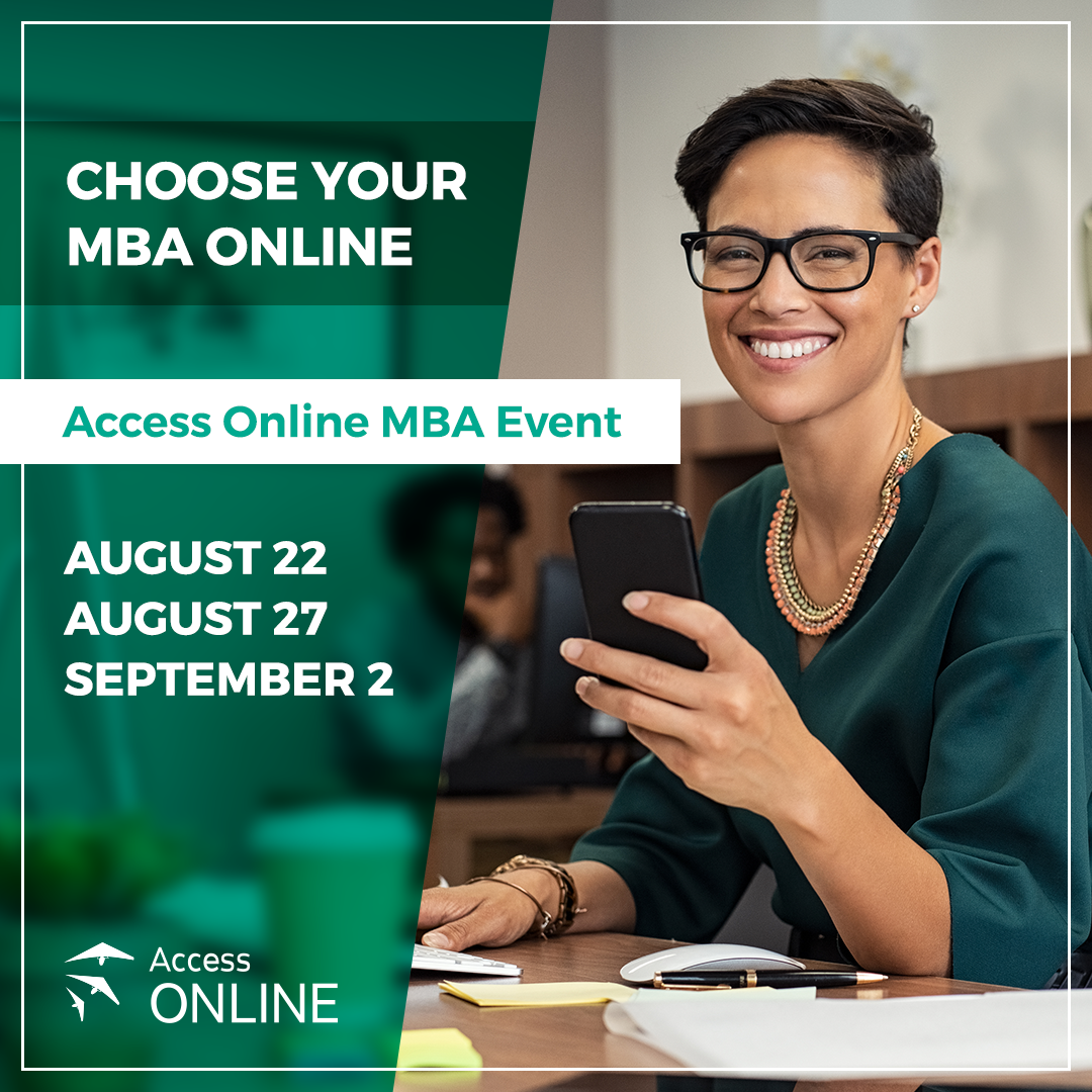 Go online and meet with schools offering top MBA and Masters programs from around the world!