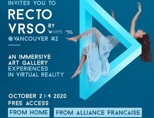 RECTO VRso @ Vancouver 2ème Edition