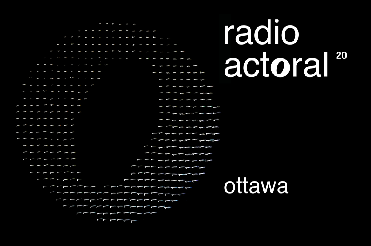 Radio-actoral Ottawa 2020 launching