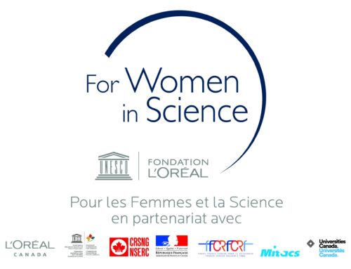 ONLINE AWARD CEREMONY – WOMEN IN SCIENCE GRANT