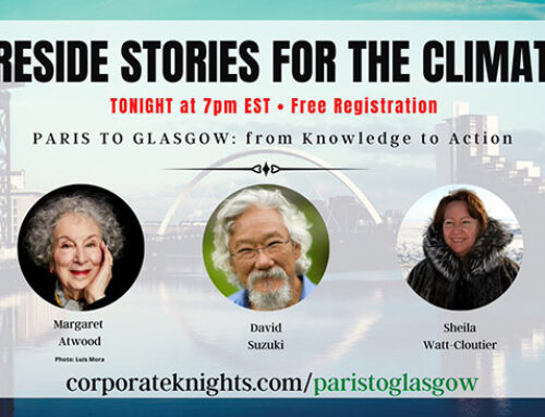 ONLINE CONFERENCE – FROM PARIS TO GLASGOW : FROM KNOWLEDGE TO ACTION