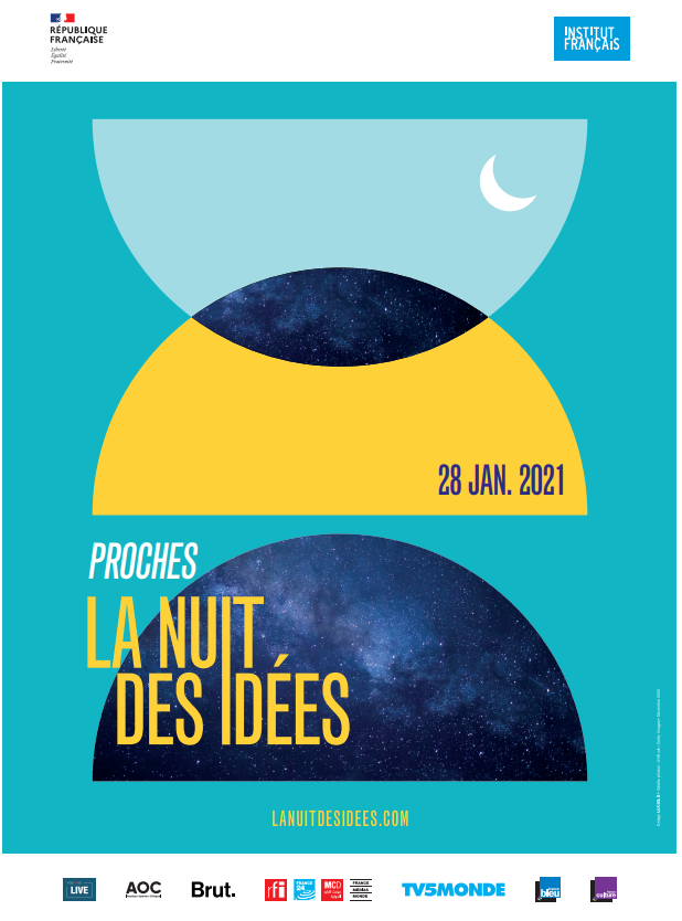 NIGHT OF IDEAS 2021