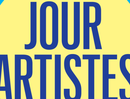 ONLINE CONFERENCE REPLAY – JOUR D'ARTISTES