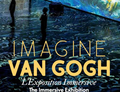 Vancouver & Edmonton – IMAGINE VAN GOGH : l'Exposition Immersive