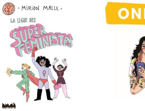 Conférence –  Féminisme & Bande dessinée avec Mirion Malle
